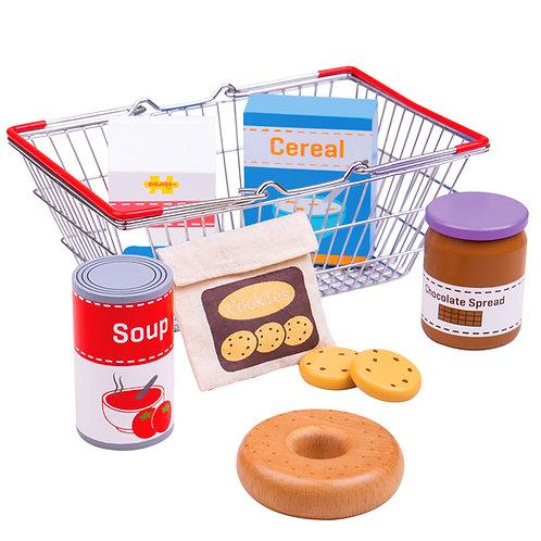 BigJigs Grocery Basket