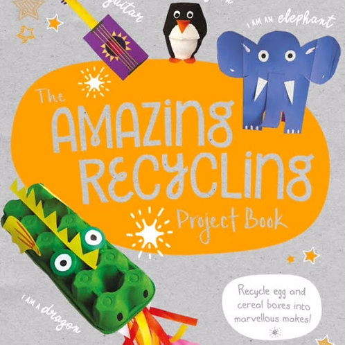 Books - Amazing Recycling Project Book