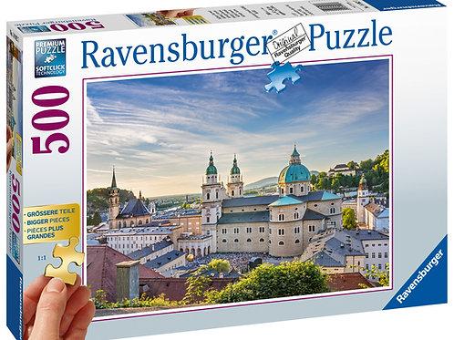 Ravensburger Salzburg, Austria Extra Large 500pc Jigsaw Puzzle