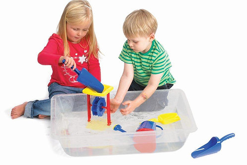 Edx Education Clear Sand And Water Tray