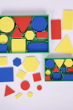 Edx Education Attribute Blocks - Desk Set