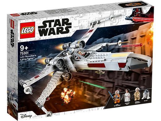 LEGO STAR WARS 75301 Luke Skywalkers X-Wing Fighter
