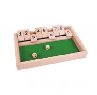 BigJigs Shut The Box