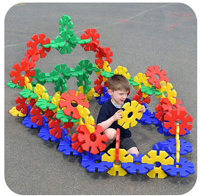 Giant Octoplay 80 Pce - Polydron