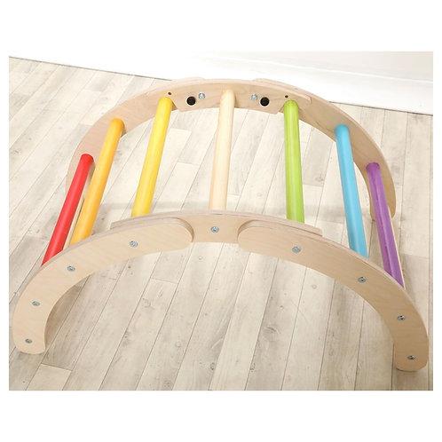 Folding Hump - Sawdust and Rainbows