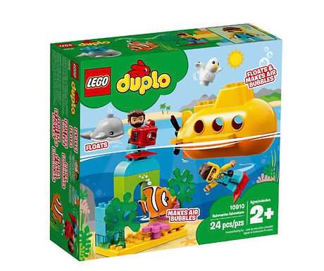 LEGO® DUPLO® Town 10910 Submarine Adventure