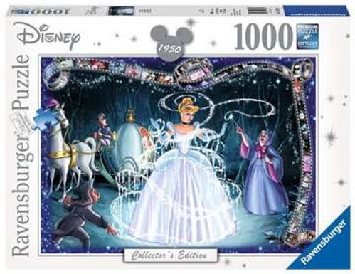 Ravensburger Disney Collector's Edition Cinderella 1000pc Jigsaw Puzzle