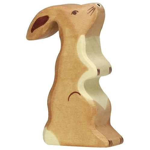 Holztiger Hare, Standing