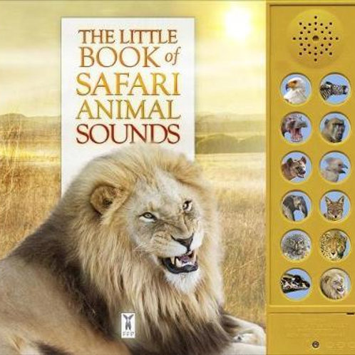 Books - Sound Book Safari Animals