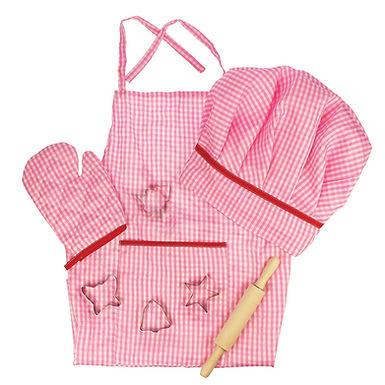 BigJigs Chef's Set - Pink