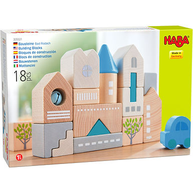 Haba Building Blocks Bad Rodach