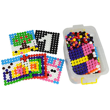 BigJigs Mosaic Picture Shape Set 4052pcs