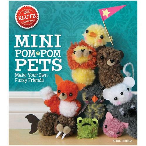 Books - Klutz Mini Pompom Pets
