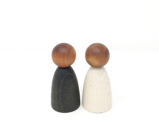 Grapat Adults Nins Light Wood
