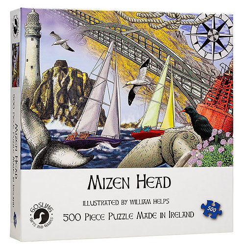 Gosling Games Mizen Head 500 Piece Puzzle