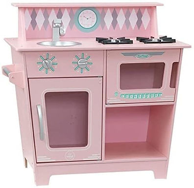 KidKraft Classic Kitchenette in Pink