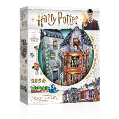WREBBIT  -Harry Potter: Weasley's Wizard Wheezes and Daily Prophet™