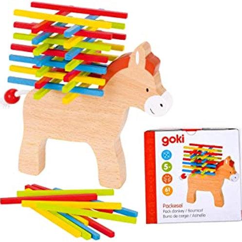Goki Pack Donkey, Game Of Skill