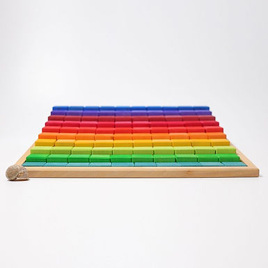 Grimms Lge Stepped Counting Blocks