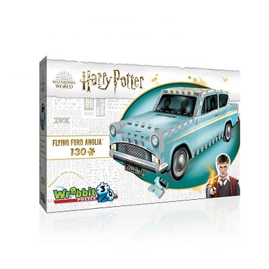 WREBBIT Harry Potter: Flying Ford Anglia