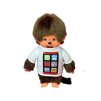 Monchhichi Boy & SmartphoneTop