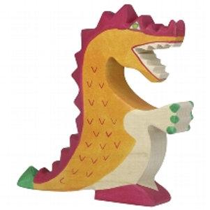Holztiger Dragon, Red