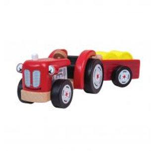 Tidlo Tractor & Trailer