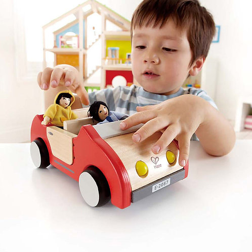 Hape Family Car