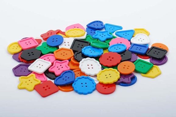 Edx Education Assorted Large Buttons