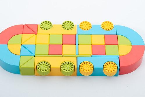 TickiT Magnetic Block Set