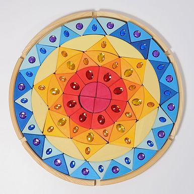 Grimms Sparkling Mandala Sun