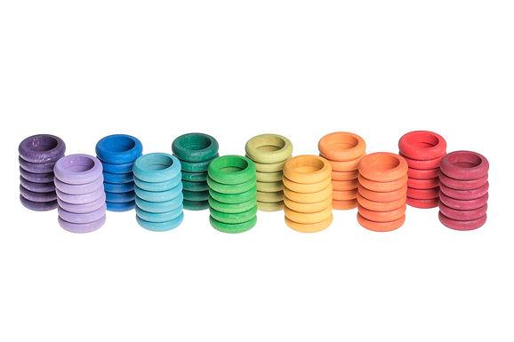 Grapat 72 X Rings (12 Colors)