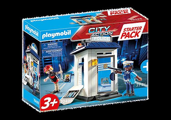 Playmobil 70498 Starter Pack Police Station