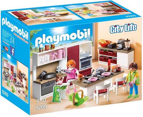 Playmobil 9269 City Life Kitchen