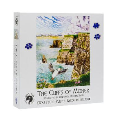 Gosling Games Cliffs of Moher 1000 Piece Puzzle