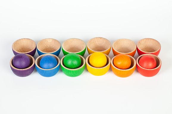 Grapat Bowls & Balls