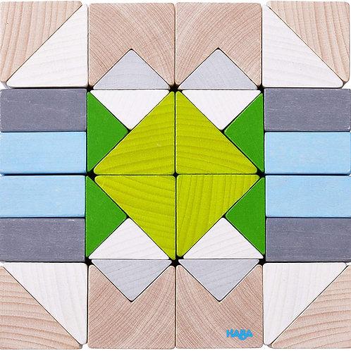Haba 3D Arranging Game Nordic Mosaic