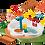 Thumbnail: Playmobil 9422 Family Fun Swimming Pool
