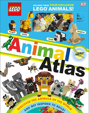 Books - LEGO Animal Atlas