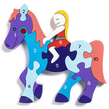Number Horse