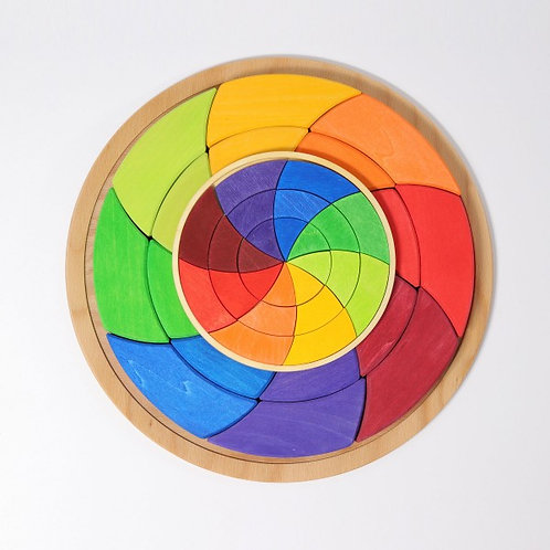 Grimms Large Color Circle Goethe