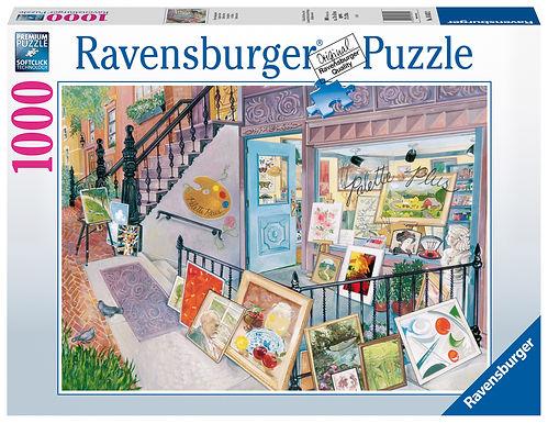 Ravensburger Art Gallery, 1000pc Jigsaw Puzzle