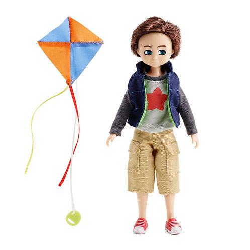 Lottie Kite Flyer Finn