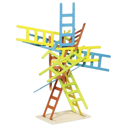 Goki Balancing And Stacking Game, Ladders