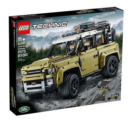 Lego 42110 Technic™ Land Rover Defender