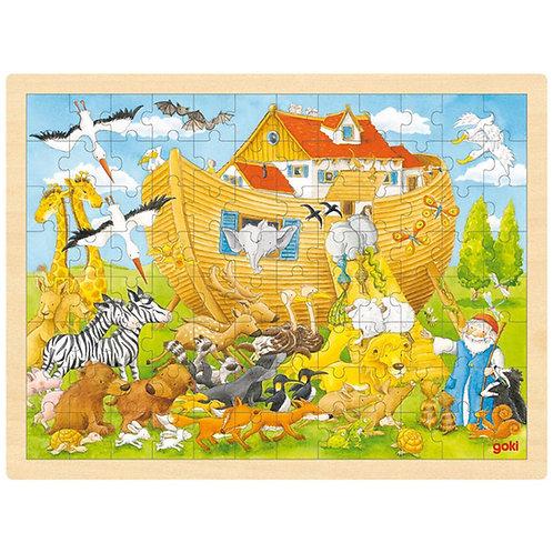 Goki Puzzle Noah's Ark