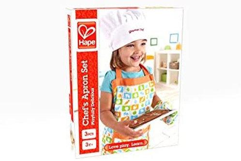 Hape Chef Apron Set