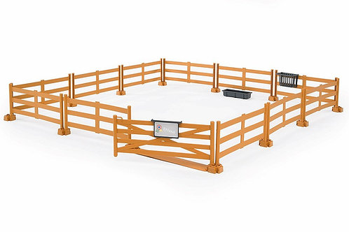 Bruder World Pasture Fence (Brown)
