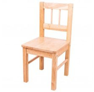 BigJigs Natural Wood Chair