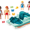 Thumbnail: Playmobil 9424 Family Fun Floating Paddle Boat